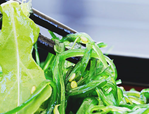 Vida sana: Algues a la dieta, amb moderació