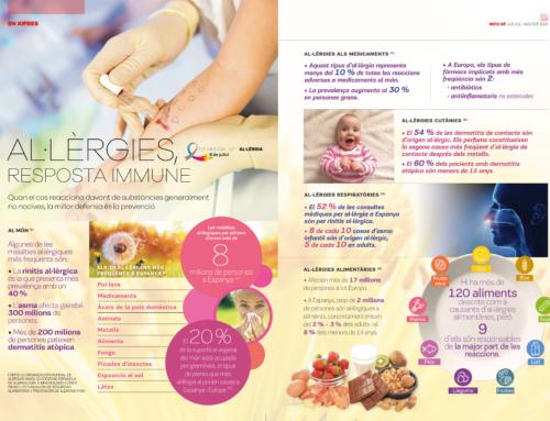Al·lèrgies, resposta immune